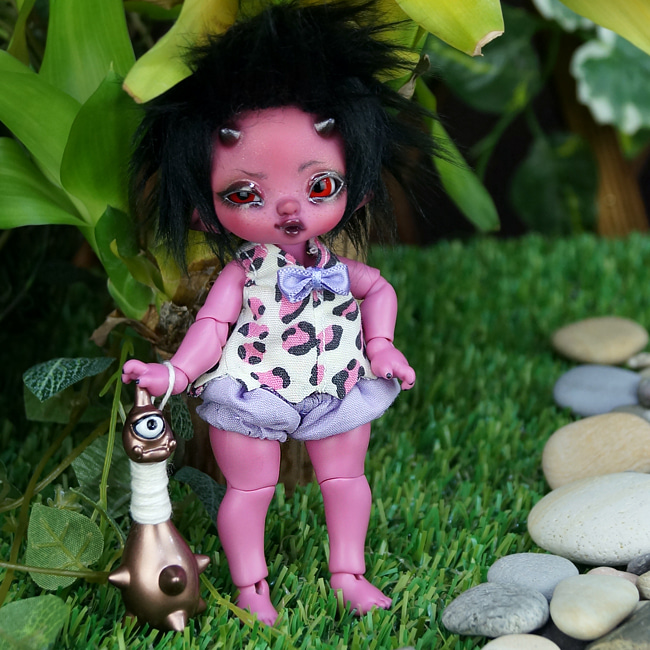 BJD,돌팜(DOLLPAMM),BEBE IMP 'ROO' (sale end)