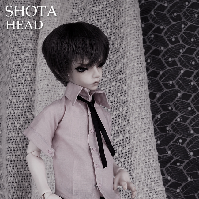 BJD,돌팜(DOLLPAMM),SHOTA 'SHARK' Head