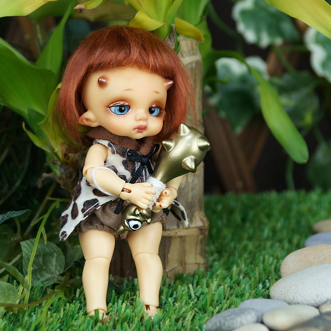 BJD,돌팜(DOLLPAMM),BEBE IMP 'YOO' (sale end)