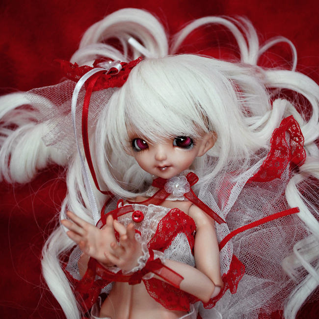 BJD,돌팜(DOLLPAMM),LOLI 'IVI'(Basic)