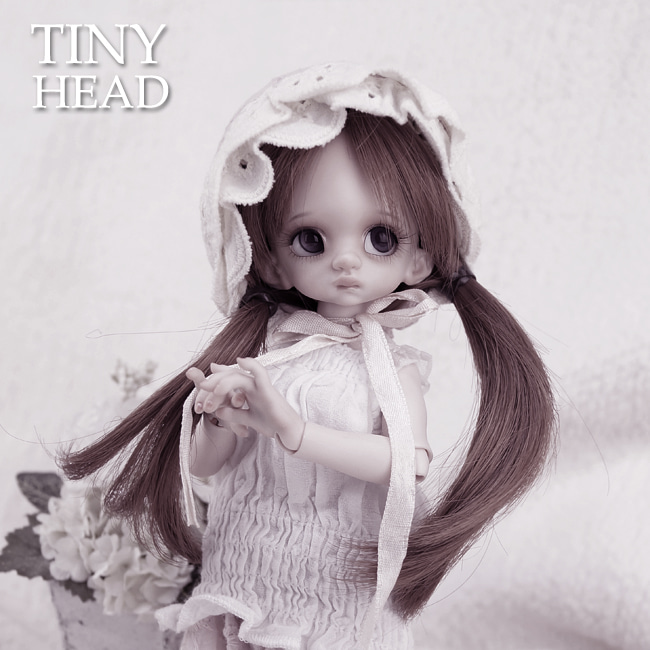 BJD,돌팜(DOLLPAMM),TINY 'UVU' Head