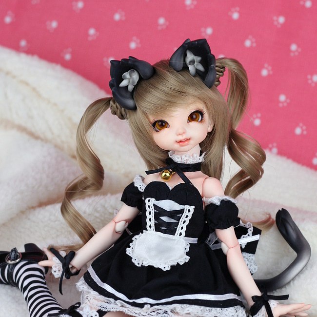 BJD,돌팜(DOLLPAMM),LOLI 'MOMO'(Basic)