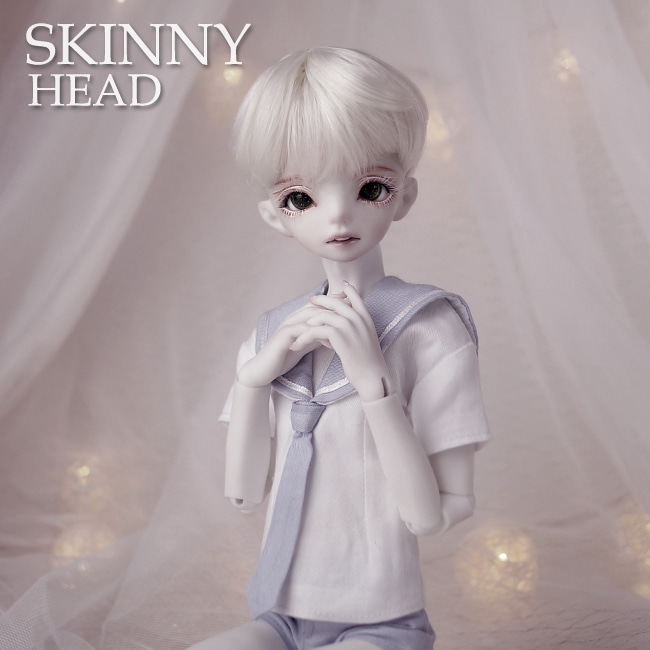 BJD,돌팜(DOLLPAMM),SKINNY 'SERAVIE' Head (Human type)